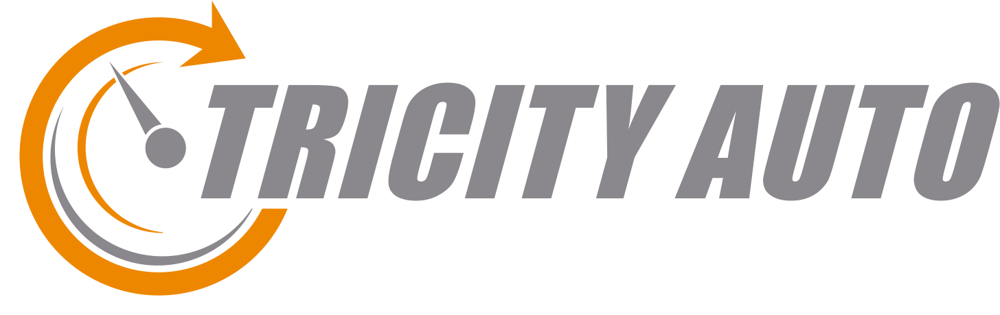 TriCity Auto logo Grey